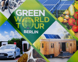 Green World Tour – Berlin