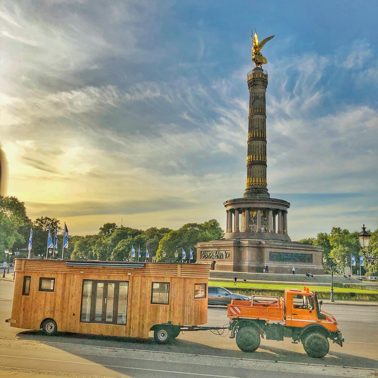 Green World Tour Berlin